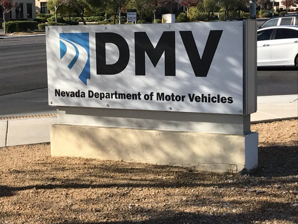 NV DMV fines, insurance lapse fines