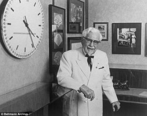 Colonel Sanders, KFC, Secret Recipe